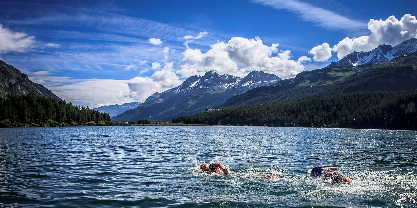 The Alpine Swimrun Race - Photo: Nadja Odenhage